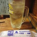 旨味太助 - ハイボール 550円