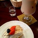 プリンス・イングリッシュティー・ハウス - 紅茶ケーキセット