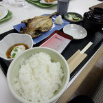 佐野サービスエリア 上り レストラン - 料理写真: