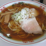 原食堂 - 料理写真:中華そば