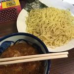 赤坂麺道いってつ - 深夜のつけ麺大900円