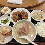 台湾料理 海鮮館 - 酢豚定食