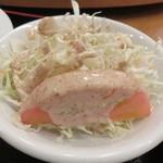 台湾料理 海鮮館 - サラダ