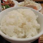 台湾料理 海鮮館 - ご飯