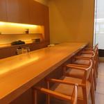 FUMUROYA CAFE - カウンター席