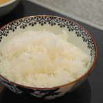 佐賀牛レストラン季楽 - ご飯