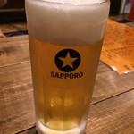 ハルコロ - 生ビール