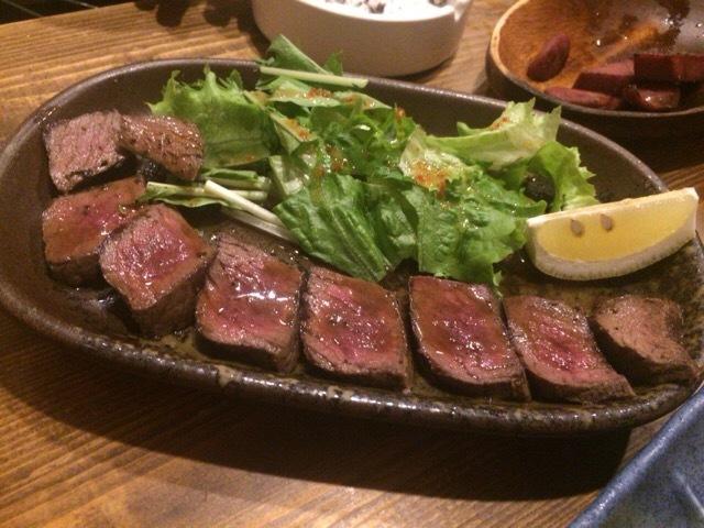 ハルコロ - 鹿肉ステーキ