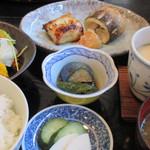 まかど - 料理写真:焼き魚定食