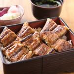 うなぎ割烹 きた八 - 料理写真:鰻重