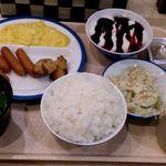 ホテル エーゼット - 料理写真:朝食