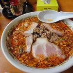 北方園 - チャーシュー担々麺