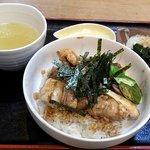 ダイマル ヤキトリ - ヤキトリ丼