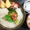 割烹 中庄 - 料理写真:いか丼