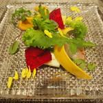 il desiderio ORTAGGIO - 前菜
