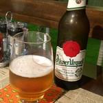 ドッグラン&カフェバー ノンノバドール - 世界一のビール! 何とかなんとか… と夫が申してました…