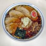 味幸 - チャーシュー麺(大盛り)900円