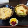 かわち - 料理写真:他人丼定食790円