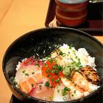 いきをい寿司 - 2016.9  海鮮丼 980円
