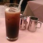 レストラン西櫻亭 - [ドリンク] Ice珈琲 アップ♪w ②