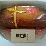 パティスリー ルイ - 料理写真:しっとりさわやかなレモンケーキ ケック・オ・シトロン