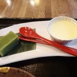 和膳 凛 りんび 薇 - 甘味