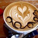 クロッチョカフェ - カフェラテ!