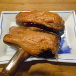 田楽 - 2016.9:茄子の山椒味噌焼き