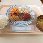 西部食堂 - 料理写真:日替わり定食500円