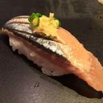 すしざんまい 奥の院 - 秋刀魚