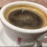 ラトリエ モトゾー - ブレンドコーヒー