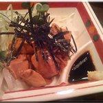 鳥料理 八起 - 肝造り(500円)