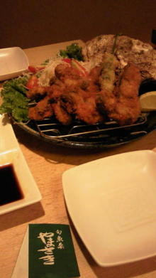 旬魚菜 やまざき