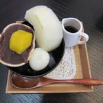 甘味処 NOGIKU - 料理写真:あんみつ【小】