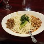 中国家庭料理 楊 - 汁なし担担麺