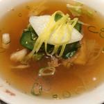 食道園 - 冷麺