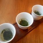 茶茶の間 - 最初の