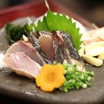 四国の食 わらやき三四郎 - 藁焼きかんぱち!