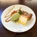 大扇食堂 - デザート