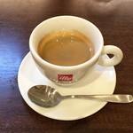 大扇食堂 - ホットコーヒー