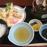 やひろ - 天ぷら定食