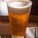 カフェ ポルトフィーノ - 生ビール