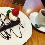 ラピーヌ喫茶 -