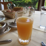 日光金谷ホテル - グレープフルーツ