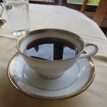 日光金谷ホテル - コーヒー