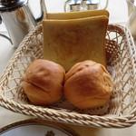 日光金谷ホテル - トースト