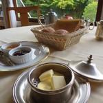 日光金谷ホテル - バター