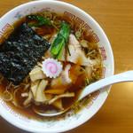 青島食堂 司菜 - 料理写真:ラーメン並