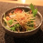 56352497 - 野菜サラダ
