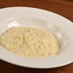 炭焼き&ワイン ドリフト - チーズたっぷりクリームリゾット人気です❗